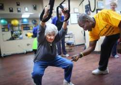 passion lacking in older gym goers study- India Tv