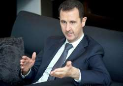 assad denies his forces conducted chemical attack
