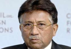 attempt made to hurl shoe at musharraf in uk