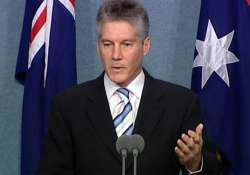 aus defence minister supports uranium sales to india
