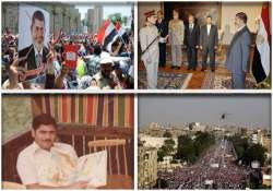 egypt unrest the rise and fall of mohamed morsi