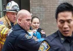 father throws son from 14th floor of manhattan building