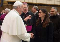 pope francis condemns domestic violation against women and