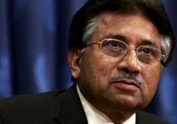 musharraf slams pakistan government over women s rights
