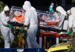 spanish ebola patient in serious condition