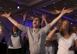early results suggest scots reject independence