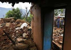 only four killed in nepal quake epicentre lamjung