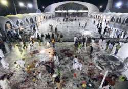 terrorists plunge lahore into grief kill 45 at a sufi shrine