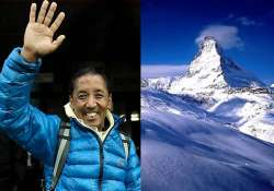 nepalese sherpa climbs everest a record 21st time