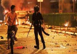 three more indians charged for singapore rioting