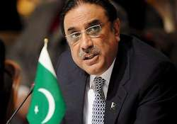 zardari welcomes resumption of cricket ties between india
