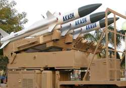 akash missile successfully test fired for second day in a