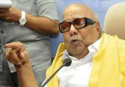 centre has given assurance on price of rice karunanidhi