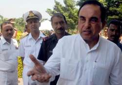 consumer forum issues warrant against subramanian swamy