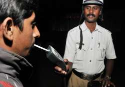 dtp programme to curb incidents of drunken driving