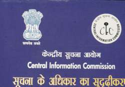 disclose details of sexual harassment and graft cases cic