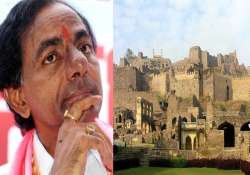 golkonda fort tussle between army and govt over