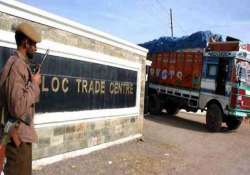 goods worth over rs 80 lakh traded across loc