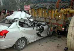 road mishaps kill 382 daily 350 more than terrorism
