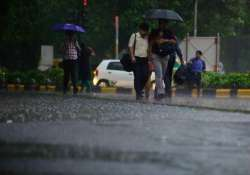 more rain likely in delhi today