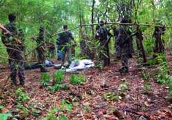 two stf jawans two maoists killed in encounter in bijapur