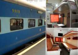 here s how indian railway coaches will look in future see