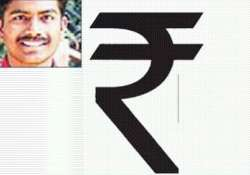 indian rupee to have a distinct symbol
