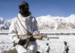 siachen talk of withdrawing from siachen cannot be agenda