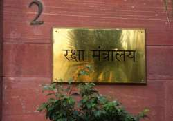 espionage scandal puts defence ministry on toes directives