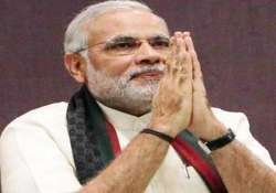 modi tweets his thanks after swearing in ceremony