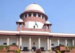 sc issues notice to centre as political deadlock continues