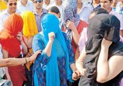 sex racket busted in delhi woman pimp arrested