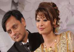 sunanda death case tharoor records statement before sdm