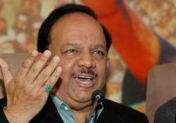 vardhan says no ebola case in india as nigerian national