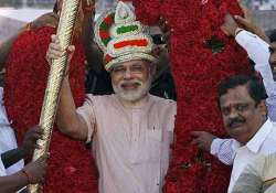 build foreign policy on culture economy security modi