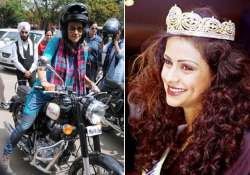 gul panag from miss india to aap candidate from chandigarh