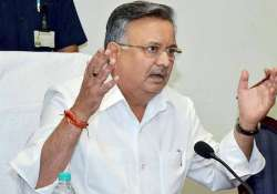 i was beaten up for asking a question to chhattisgarh cm