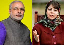 bjp pdp coalition in kashmir a politically risky game for- India Tv