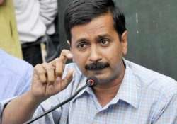 arvind kejriwal appeals to delhiites to raise voice against