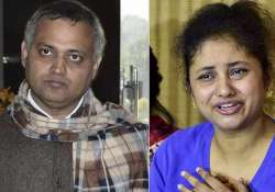 somnath bharti s wife says no to mediation sc dumps his