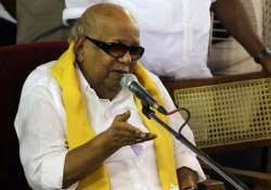 only alliance can face strong ruling aiadmk karunanidhi