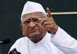 no lalu or ramvilas should be in our political party anna