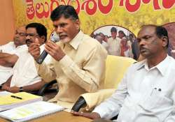 parliament must pass a strong lokpal bill says tdp chief