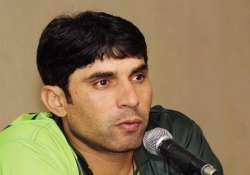 attract foreign players to pakistan through t20 misbah