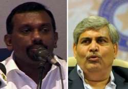 bcci showdown with lanka cricket averted