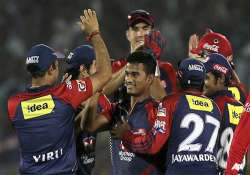 delhi eye top spot as they face struggling deccan chargers