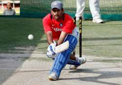 dhoni didn t inspect pitch before final says curator