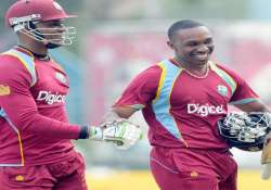 bravo shocked over samuels claim on pull out from india tour