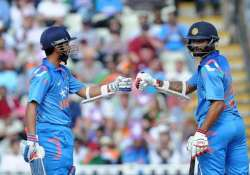 tri series 2015 india wins toss bats 1st against england in