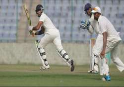 duleep trophy exciting finish on cards as central make